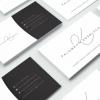 Cartão de Visita – 100 unid – Papel Couche 250 grs. 4×0 Impressão Digital